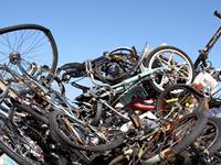 物置、小屋、自転車、バイクの処分も当社にお任せ下さい!